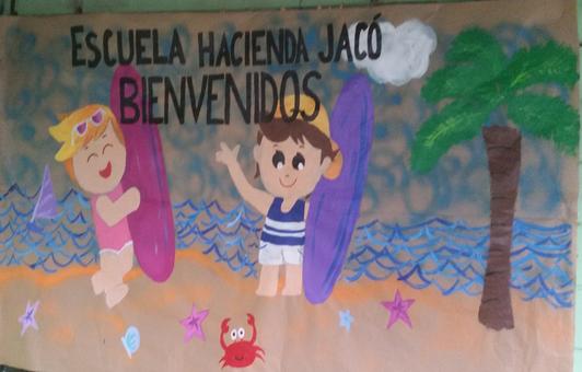 Bulletin Board Escula Hacienda